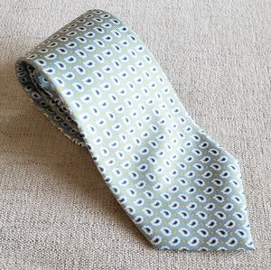 Polo by Ralph Lauren silk hand sewn paisley tie